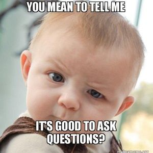 💕💕 I Love Questions 💕💕